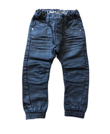 Calça Jeans Preta Lab Industries