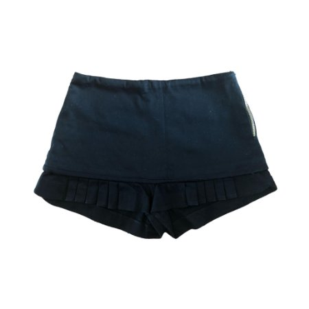 Shorts Saia Preto Missinclof