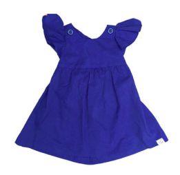 Vestido Regata Azul Marinho Tip Top