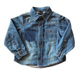 Camisa Jeans Tommy Hilfinger