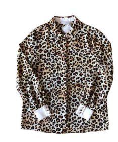 Camisa Cetim Onça Zara