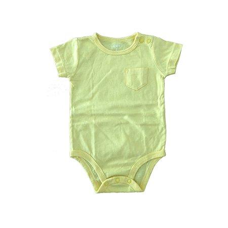 Bodie Carter's Infantil Amarelo com Bolso