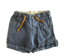 Shorts Molinho Azul Zara Baby