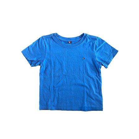 Blusa Azul Royal Tommy Hilfinger