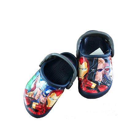 Crocs Avengers (nunca usada)