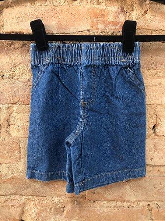Shorts Jeans Elastico Koala Baby