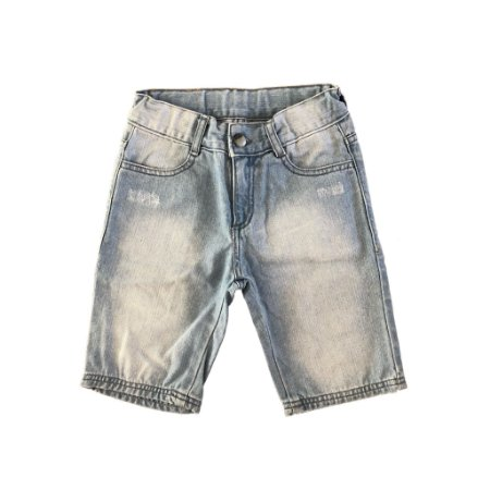 Bermuda Jeans Claro Hering Kids