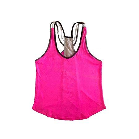Regata Pink Ginástica The Fit Company