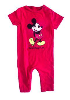 Macacão Disney Parks Vermelho Mickey