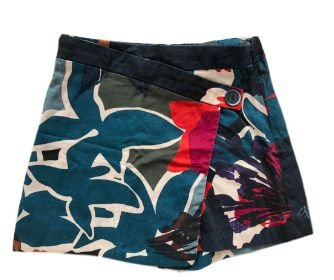 Shorts Saia Zara Kids Estampada