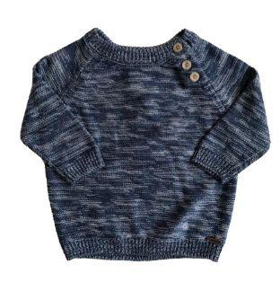 Tricô PUC Infantil Azul