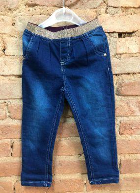 Legging Genuine Kids Jeans Molinho cós Lurex
