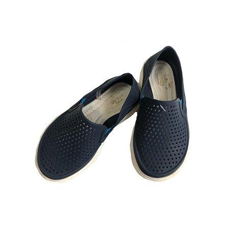 Sapato Crocs Infantil Azul Marinho