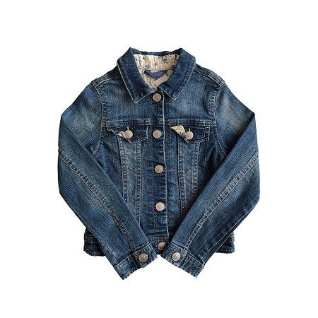 Jaqueta Chicco Infantil jeans