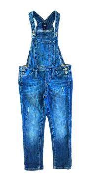 Jardineira Jeans Gap Infantil