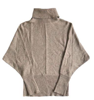 Blusa de Lã Loft Feminina Marrom