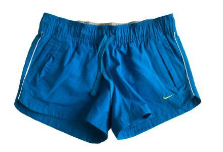 Shorts Nike Feminino Azul