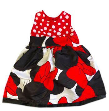 Vestido Minnie Poá