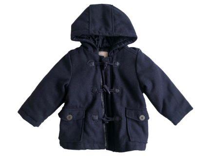 Casaco Grain de Blé infantil Azul Marinho