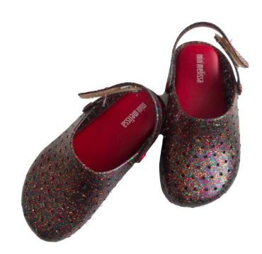 Melissa Infantil Colorida (Modelo Crocs)