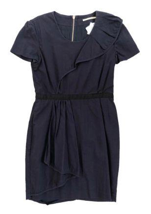 Vestido Maria Bonita Extra Azul Marinho