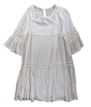 Vestido Promod Branco Soltinho (Etiqueta)