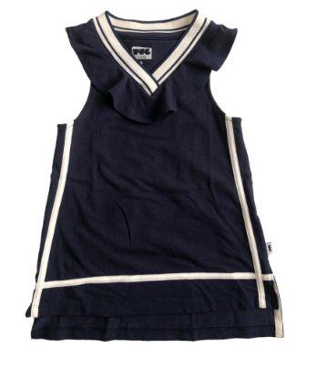 Regata PUC Infantil Azul Marinho e Branca