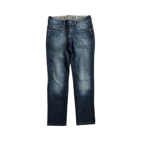 Calça CALVIN KLEIN Jeans Lavagem Manchada