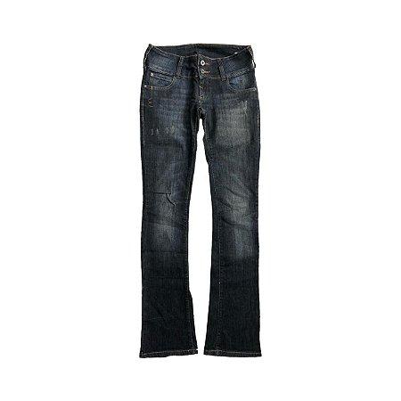 Calça M. OFFICER Jeans Escura