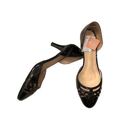 Sapato VIVIANA Preto em Verniz