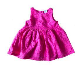Vestido H&M Rosa de Lesie