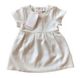 Vestido CHICCO Infantil Branco (Etiqueta)