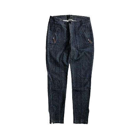 Calça Jeans LE LIS BLANC com Detalhe em Zíper
