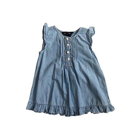 Vestido RALPH LAUREN Jeans Claro