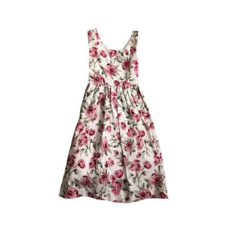 Vestido SALAMÊ MINGUÊ Florido Festa