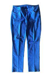 Calça SHOULDER Azul Royal