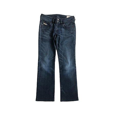 Calça Jeans DIESEL Feminina Escuro