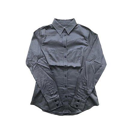 Camisa BANANA REPUBLIC Cinza
