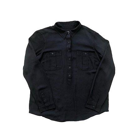 Camisa LOFT Azul Marinho