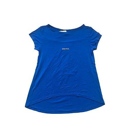 Blusa BODY PLUS Azul Royal