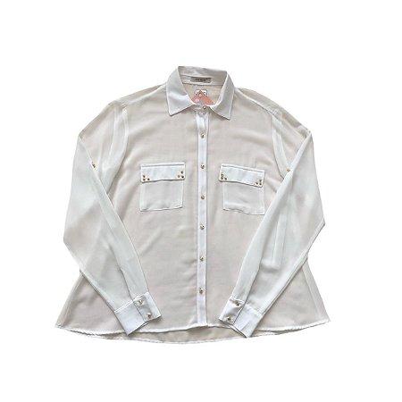 Camisa ARAMODU Branca