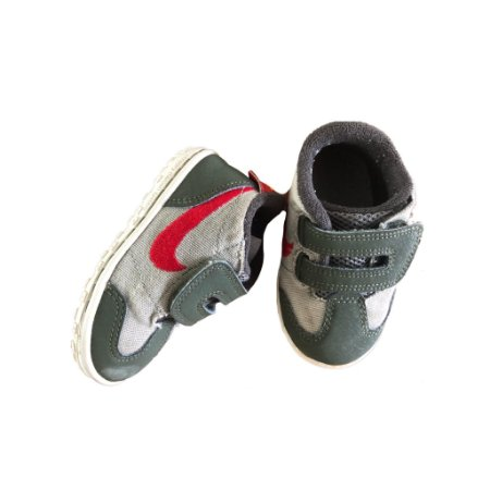 Tênis Nike Infantil Verde (Mais usado)