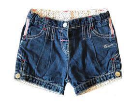 Shorts Jeans CHICCO Escuro Molinho