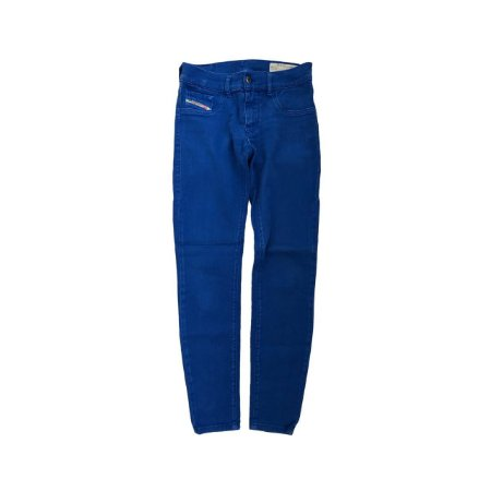 Calça DIESEL Feminina Azul Bic