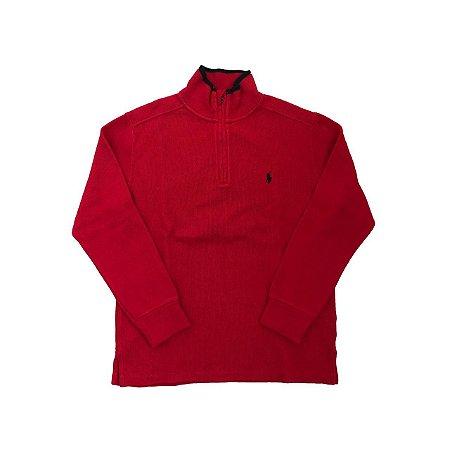 Blusa RALPH LAUREN Infantil Vermelha