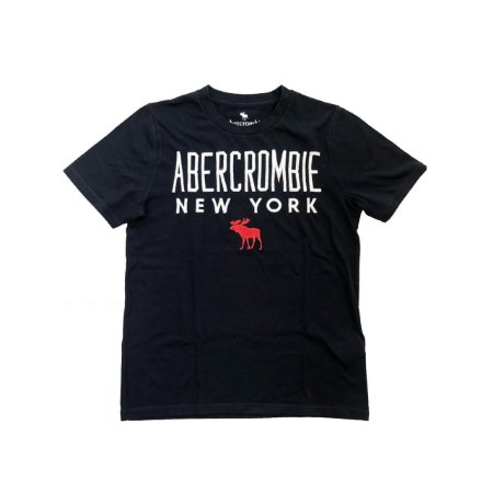 Camiseta ABERCROMBIE Infantil Marinho New York