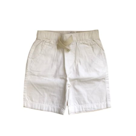 Shorts NAUTICA Infantil Branco