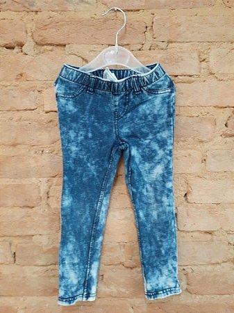 Legging CIRCO Infantil Azul Tie Dye