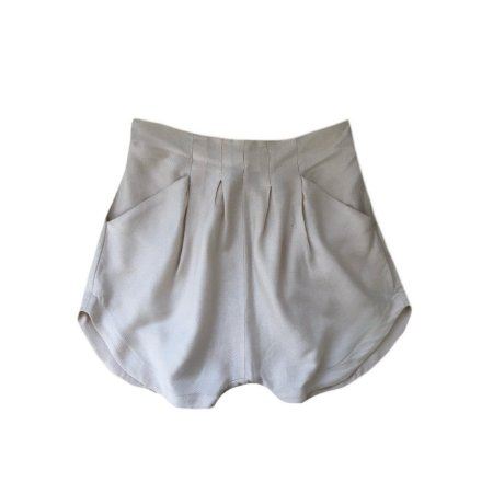 Shorts Saruel BOBÔ Feminino Bege