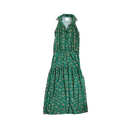 Vestido Longo Leeloo Verde